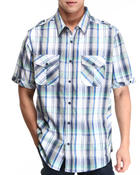 Button-downs - Eric S/S Button-Down