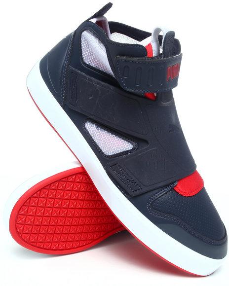 Puma Men Navy El Rey Future Sneakers