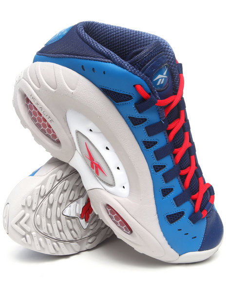 Reebok Men Blue Emmitt Smith Es22 Sneakers