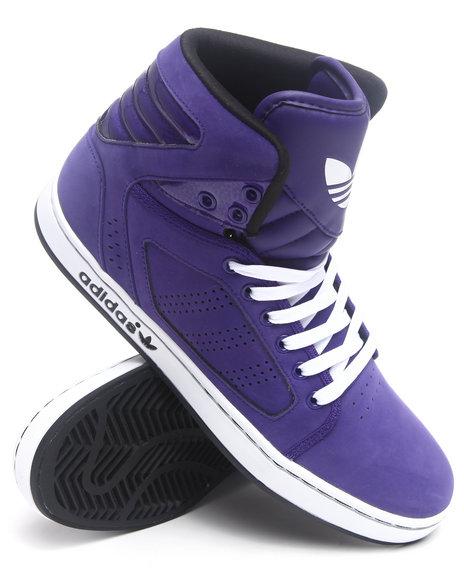 Adidas Men Purple Adi High Ext Sneakers