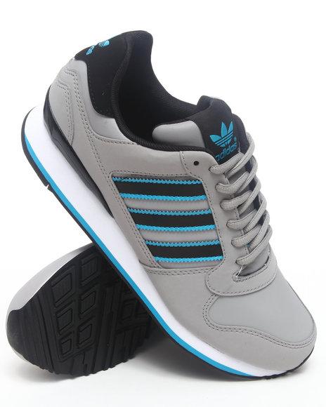 Adidas Men Grey Zxz Wlb 2 Sneakers