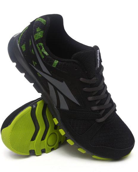 Reebok Men Black Sublite Train 1.0 Sneakers