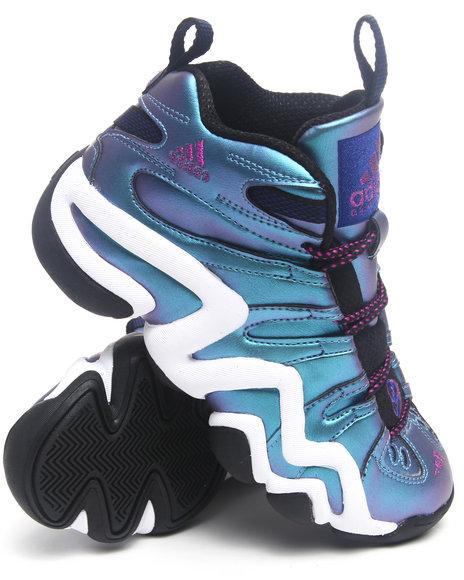 Adidas Boys Multi Crazy 8 Juniors Sneakers