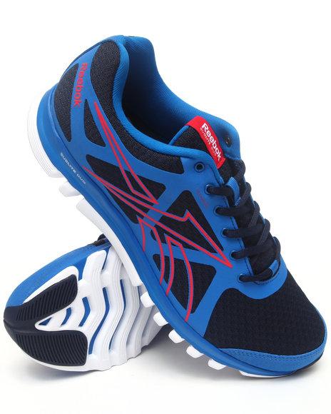 Reebok Men Blue Reebok Sublite Duo Sneakers