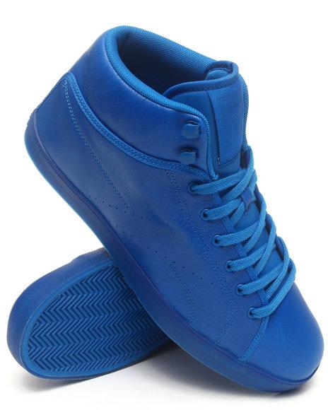 Reebok Men Blue Sh Prime Court Sneakers