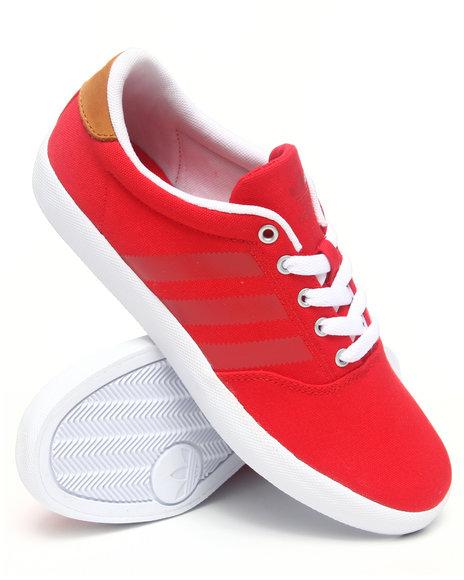 Adidas Men Red Adi Mc Lo Sneakers