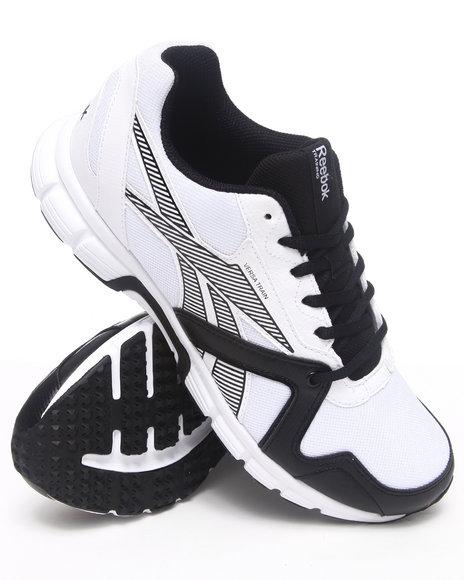 Reebok Men White Versa Train Sneakers