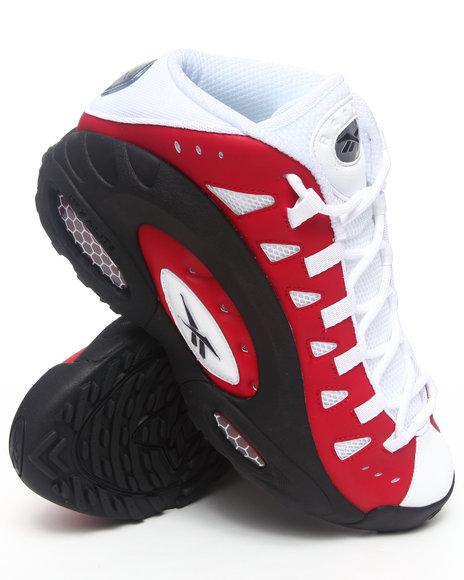 Reebok Men Black Emmitt Smith Es22 Sneakers