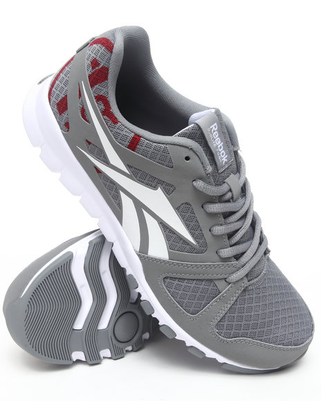 Reebok Men Grey Sublite Train 1.0 Sneakers