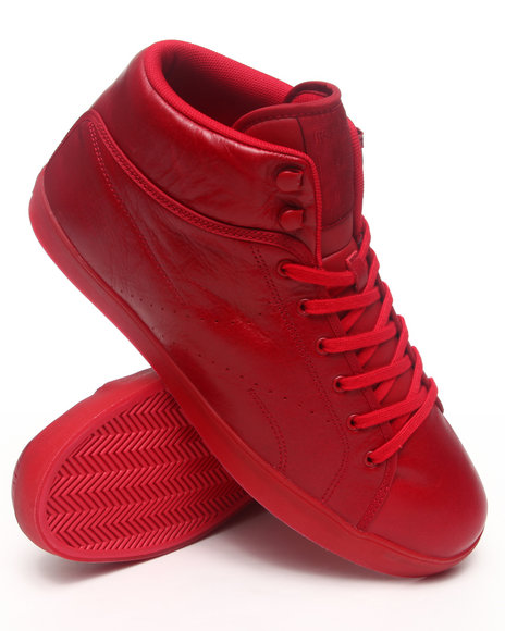 Reebok Men Red Sh Prime Court Sneakers