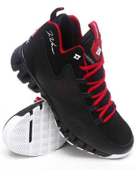 Reebok Men Black Wall Season 3 Zig Sneakers