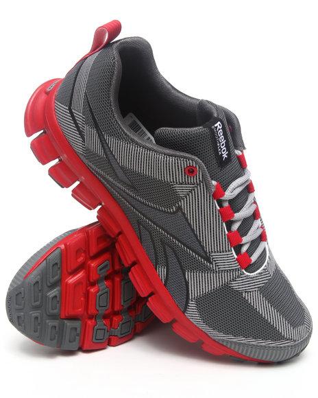 Reebok Men Grey Smoothflex Reetrek Sneakers