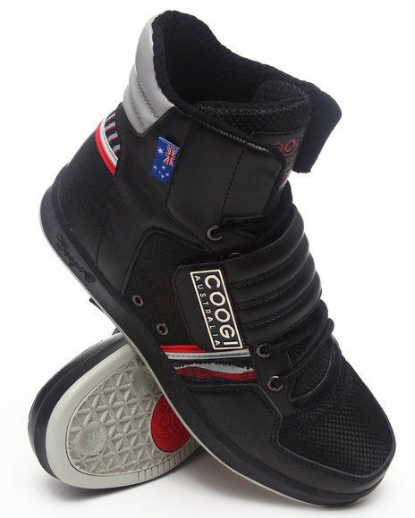 COOGI Black Monaco 2 Hightop Sneaker