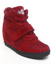 Apple Bottoms - Karlee Wedge Sneaker