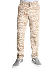 Rothco - Smokey Branch Camo 4 Pocket Slim Fit Chino Pants