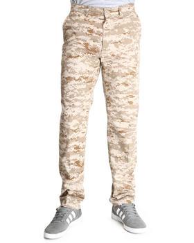 Rothco - Smokey Branch Camo 4 Pocket Slim Fit Chino Pants