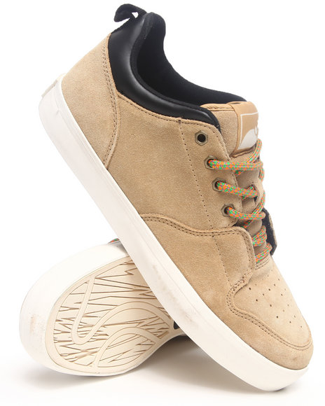 The Hundreds Khaki Riley Low Water Proof Pack Sneakers