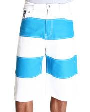 Shorts - CANDYMAN CUT&SEWN TWILL SHORT