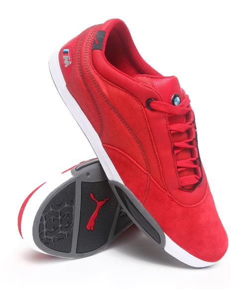 Puma Men Red Dorifuto Bmw M Series Sneakers
