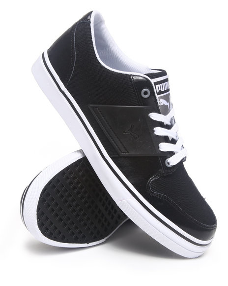 Puma Black El Ace 2 Nylon S Sneakers