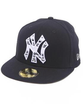 New Era - New York Yankees Pattern Fill hat