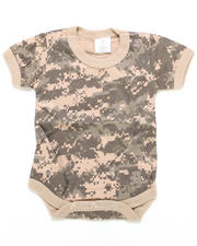 Black Friday Shop - Boys - Digital Camo Bodysuit (Infant)