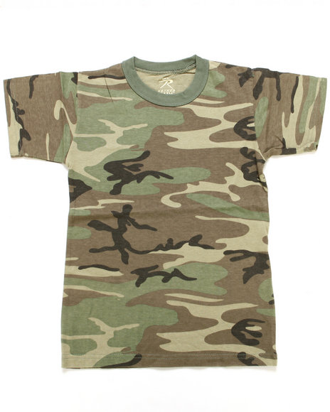 Drj Army/Navy Shop Camo T-Shirts