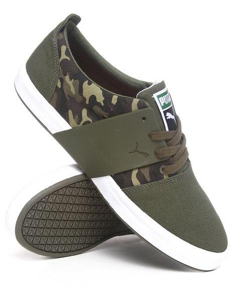 Puma Men Camo El Ace 3 Camo Sneakers