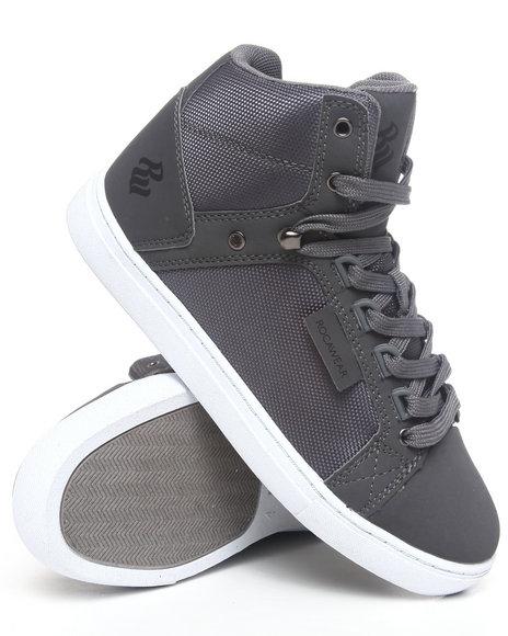 Rocawear Boys Grey City Roc Hi Sneaker (4-7)