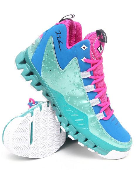 Reebok Men Multi Wall Season 3 Zig Sneakers