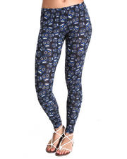 Fashion Lab - Day of the Dead Leggings
