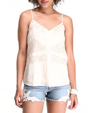 Summer Shop- Women - LACE CAMI