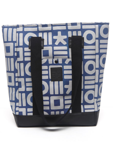 Hex Men Hex X Haze Collection Tote Bag Black