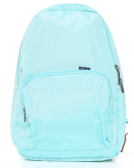 Chuck Originals Classic Backpack (Side Leather Clip For Hat) Teal