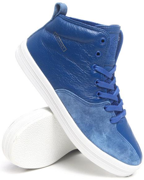 Gourmet Blue Quattro Sneakers