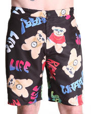 Men - Joy Bear Swimshort
