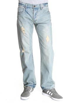 Syn Jeans - Taper Straight Fit Denim Jeans