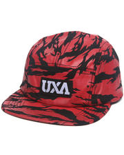 Black Friday Shop - Men - Lex Tiger Camo 5-Panel Cap
