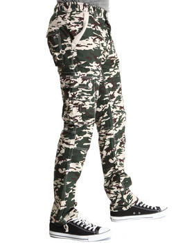 Syn Jeans - Camo Stack Cargo Pants