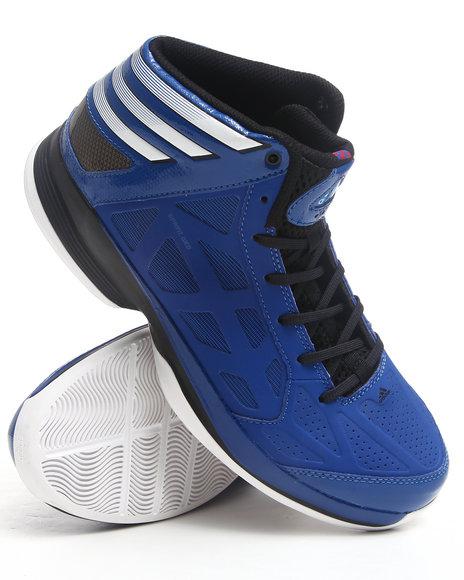Adidas Men Blue Crazy Shadow 2 Sneakers