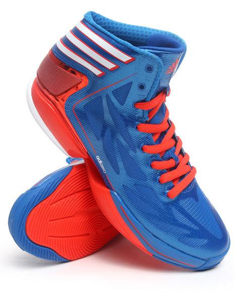 Adidas Men Multi As Smu Adizero Crazy Light 2 Promo Sneakers