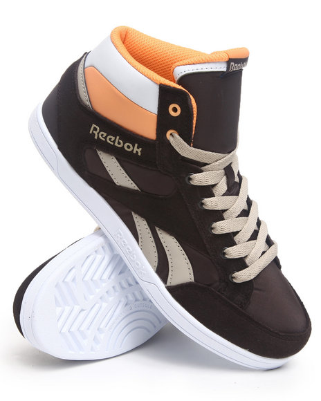 Reebok Women Brown Royal Court Sneakers