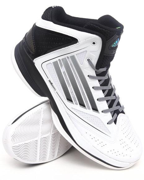 Adidas Men White Adizero Ghost 2 Sneakers