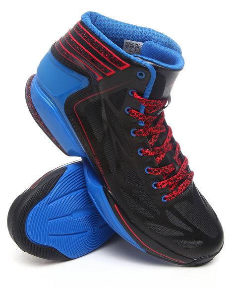 Adidas Men Black Adizero Crazy Light 2 Sneakers