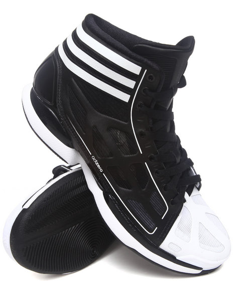 Adidas Men Black Adizero Crazy Light Sneakers