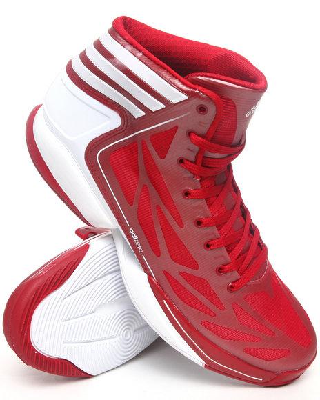 Adidas Men Black,Blue,Red Adizero Crazy Light 2 Team Sneakers