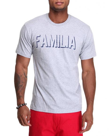 BGRT Grey Familia T-Shirt