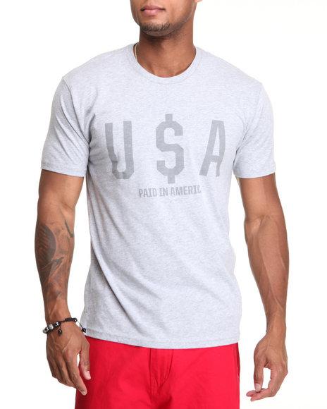 BGRT Grey 3M U$A T-Shirt