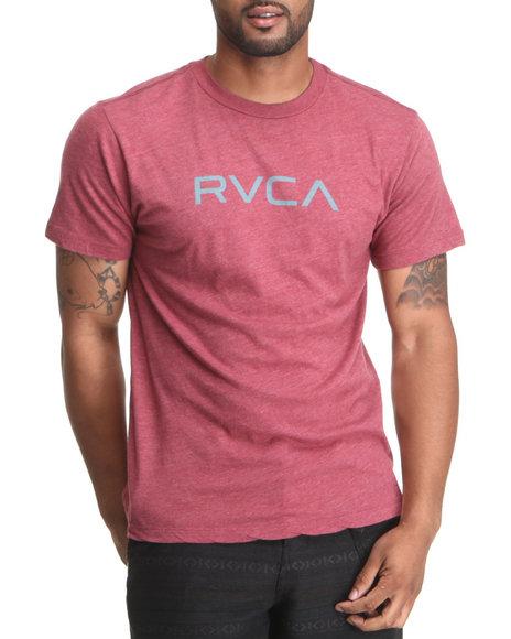 RVCA Red Big Rvca Tee