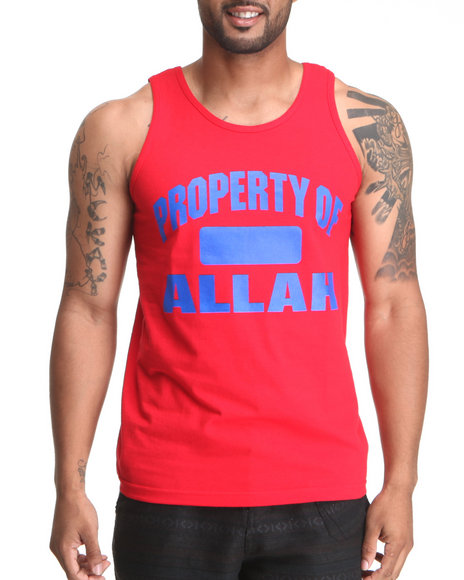 Hall of Fame Red Allah Tank